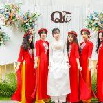 Tổ chức lễ ăn hỏi xin dâu, lễ ăn hỏi đón dâu đúng phong tục