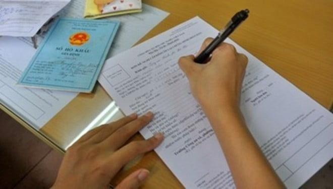 Thủ tục đăng ký kết hôn lại cần những giấy tờ gì ?