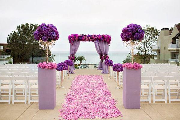Cách làm công hoa cưới đẹp nhất