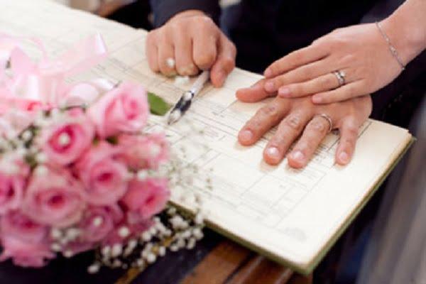 làm thủ tục đăng ký kết hôn ở đâu