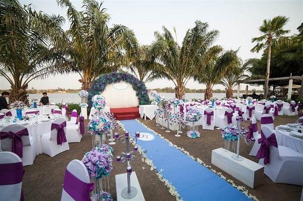 Phông cưới sân khấu