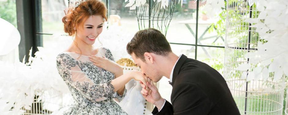 trình tự đăng kí kết hôn với người nước ngoài
