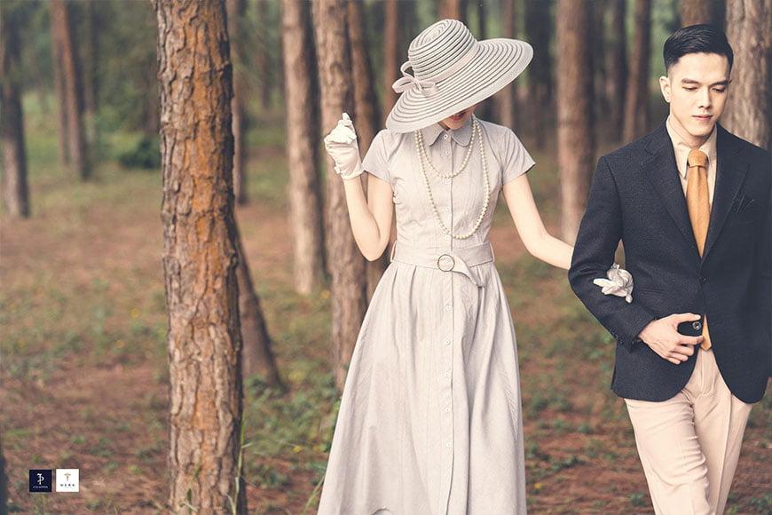 trang phục chú rể trong đám cưới đẹp