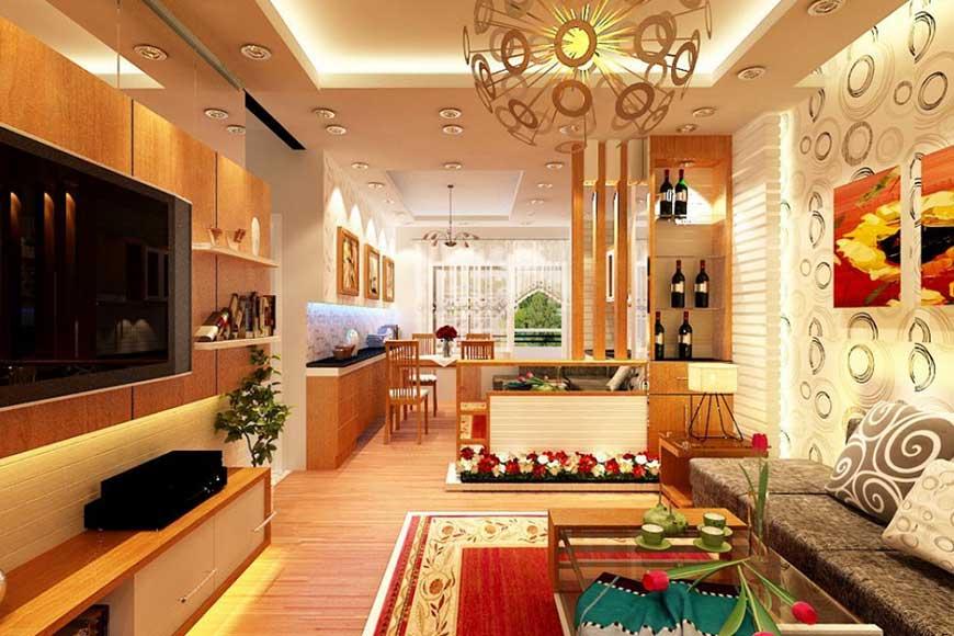 Đồ trang trí nội thất cho cô dâu trang trí căn nhà