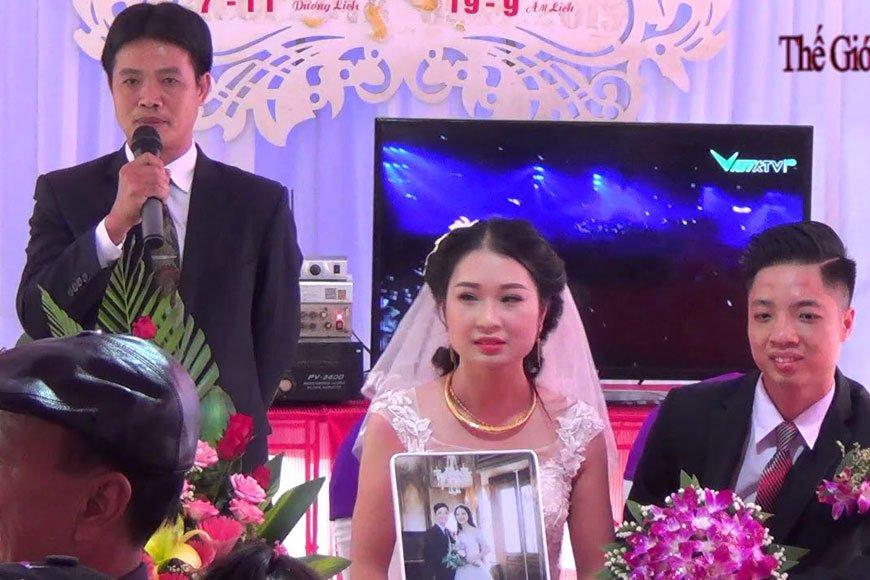 nhà trai phát biểu khi đã xin dâu xong