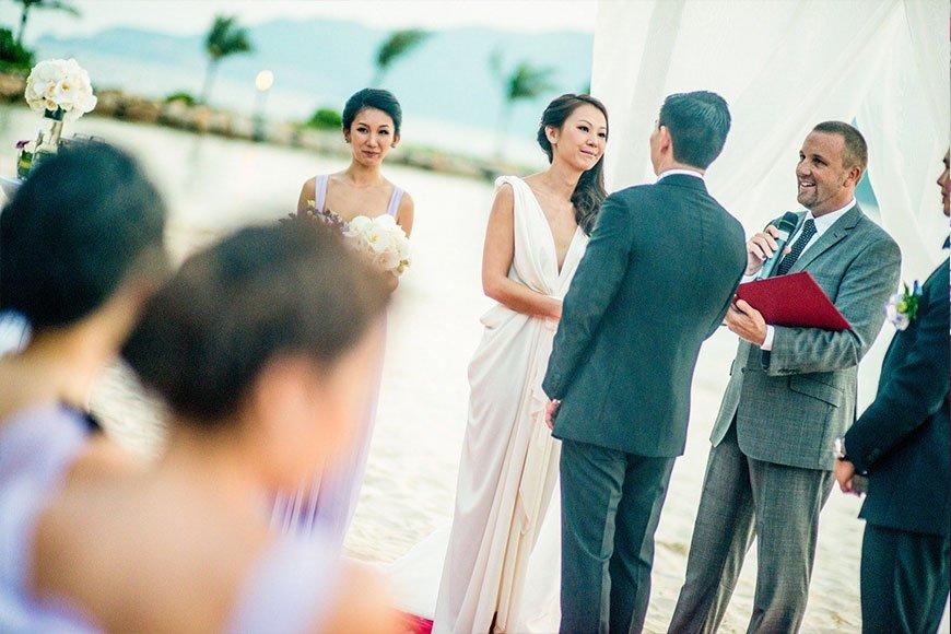 nhà gái phát biểu trong đám cưới