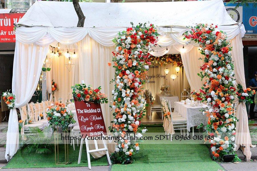 rạp cưới đẹp tại hà nội